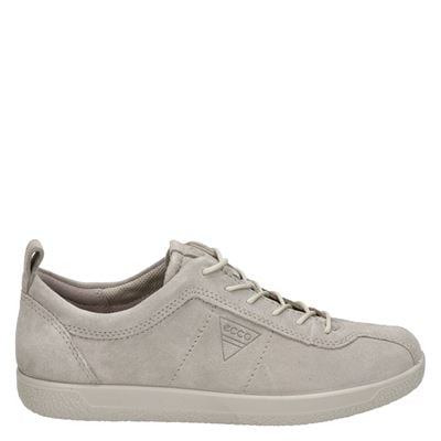 Ecco Soft 1 - Lage sneakers - Beige