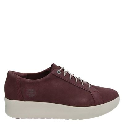 Timberland dames sneakers rood