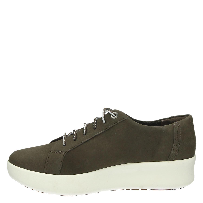 Timberland Parc Berlin Oxford Sneakers Bas Vert oe3wRJKV4R