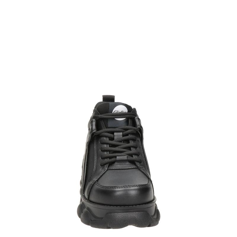 Buffalo Corin Vegan - Dad Sneakers - Zwart