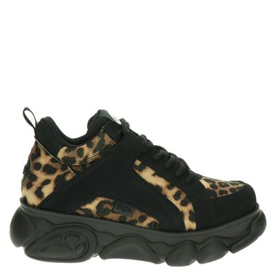Buffalo dames sneakers multi