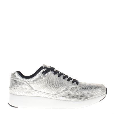 Blink dames sneakers zilver