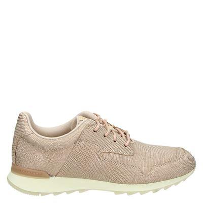 Clarks dames sneakers roze