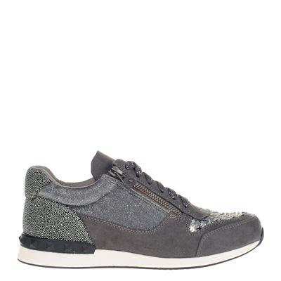 La Strada dames sneakers grijs
