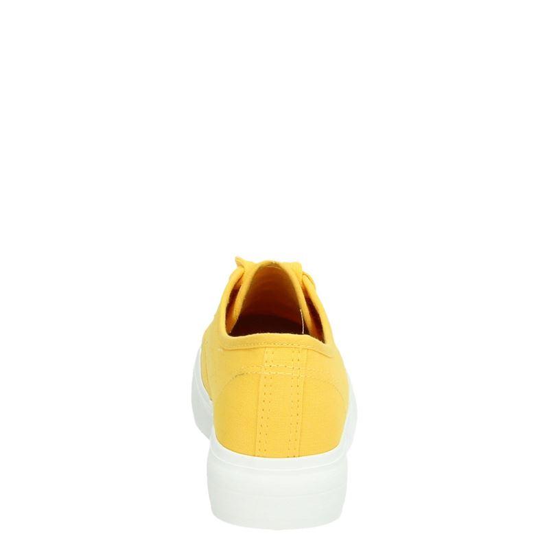 Dolcis - Lage sneakers - Geel