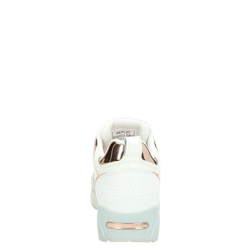 Replay - Hoge sneakers - Wit