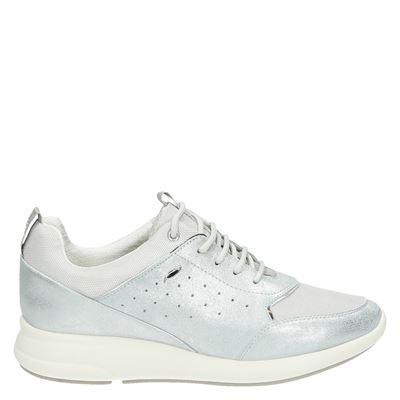 Geox dames sneakers zilver