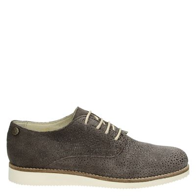 McGregor dames sneakers taupe
