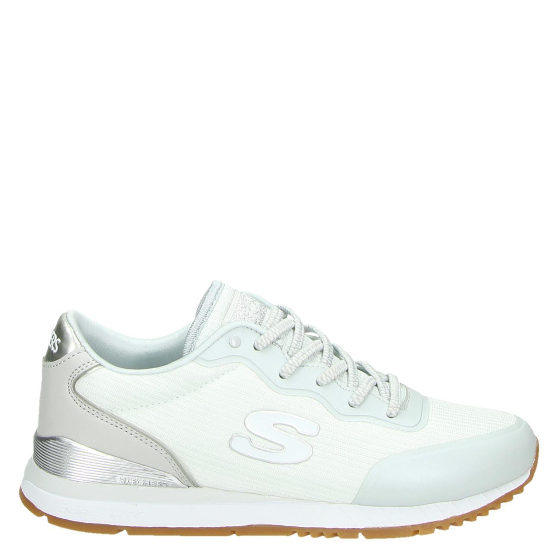 Chaussures Skechers Blanc Pour L'été Pour Les Femmes rhV0fb2r6X