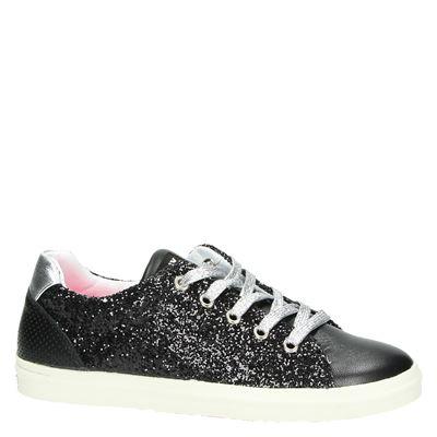 Replay dames lage sneakers Zwart