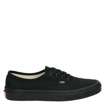 Vans dames sneakers zwart
