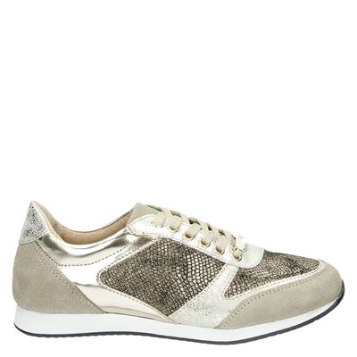 Supertrash dames sneakers goud