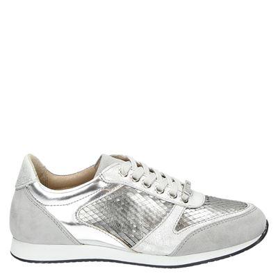 Supertrash dames sneakers zilver