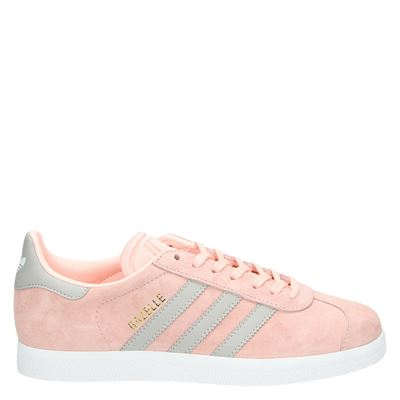 Adidas dames sneakers roze