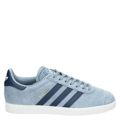 Adidas dames sneakers blauw
