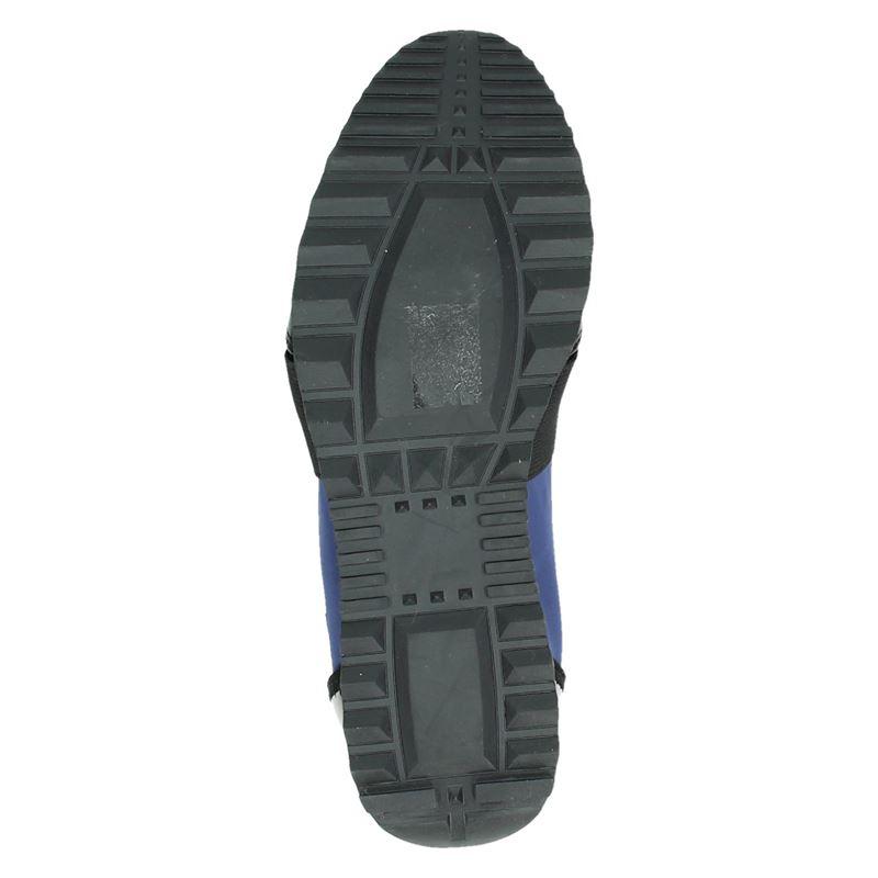 Steve Madden Antics - Lage sneakers - Blauw