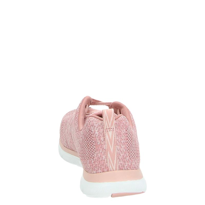 Skechers Flex Appeal 2.0 - Lage sneakers - Roze