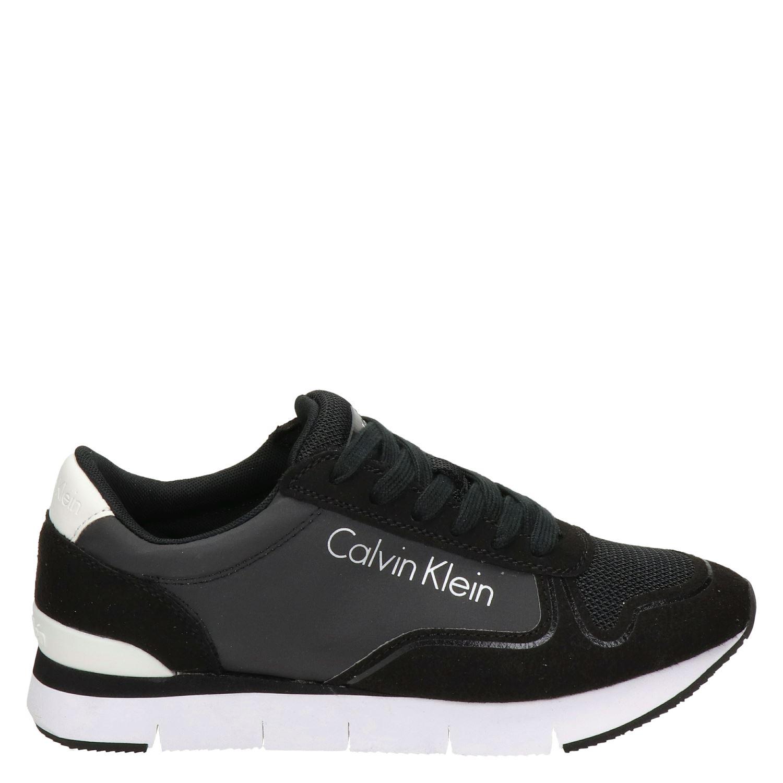 Lage Sneakers Klein Tori Dames Zwart Calvin xpIt6wZqHt