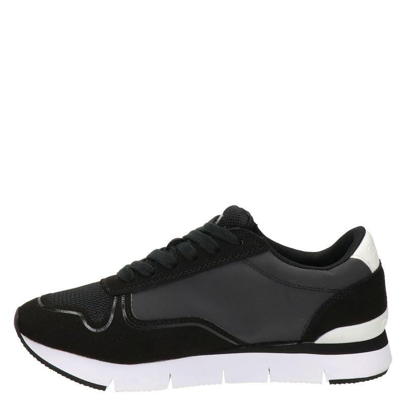Calvin Klein Tori - Lage sneakers - Zwart