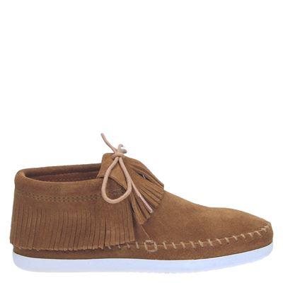 Minnetonka dames boots bruin