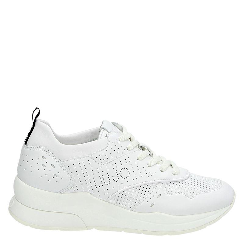 LIU-JO Karlie 14 - Lage sneakers - Wit