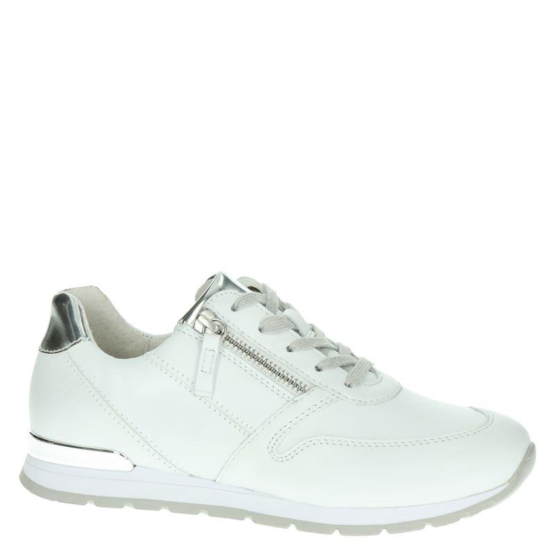 Gabor Chevron - Lage sneakers - Wit