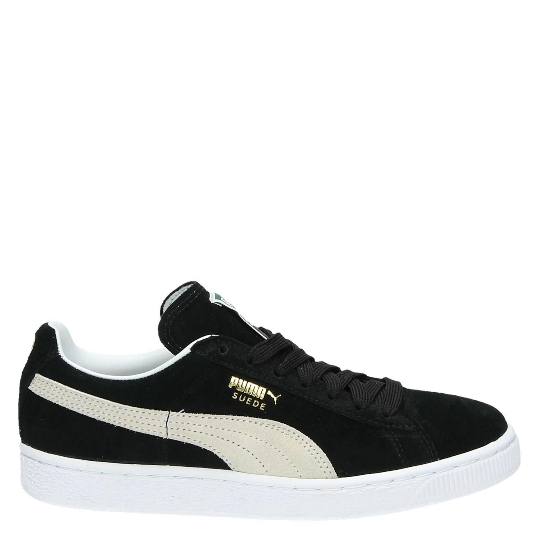 schoenen zwart wit dames