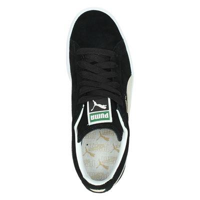 Puma dames lage sneakers Zwart