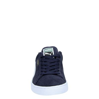 Puma dames lage sneakers Blauw