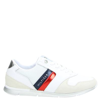 Tommy Hilfiger Sport dames sneakers wit