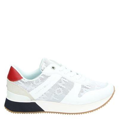 0297584be8b Tommy Hilfiger Sport dames lage sneakers collectie bij Nelson Schoenen