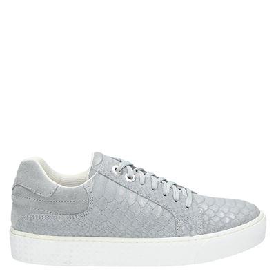 PS Poelman dames sneakers grijs
