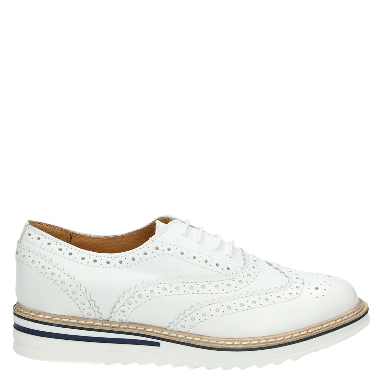 Chaussures Poelman Ps Blanc 7I6Kh