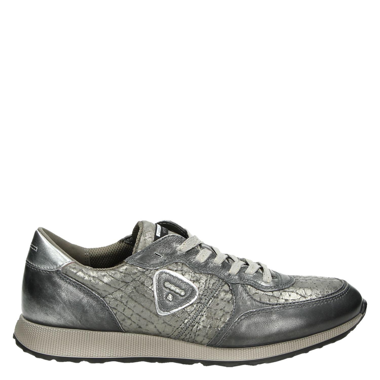 Sneakers Ecco Zilver Lage Dames Sneak qqP4wTt