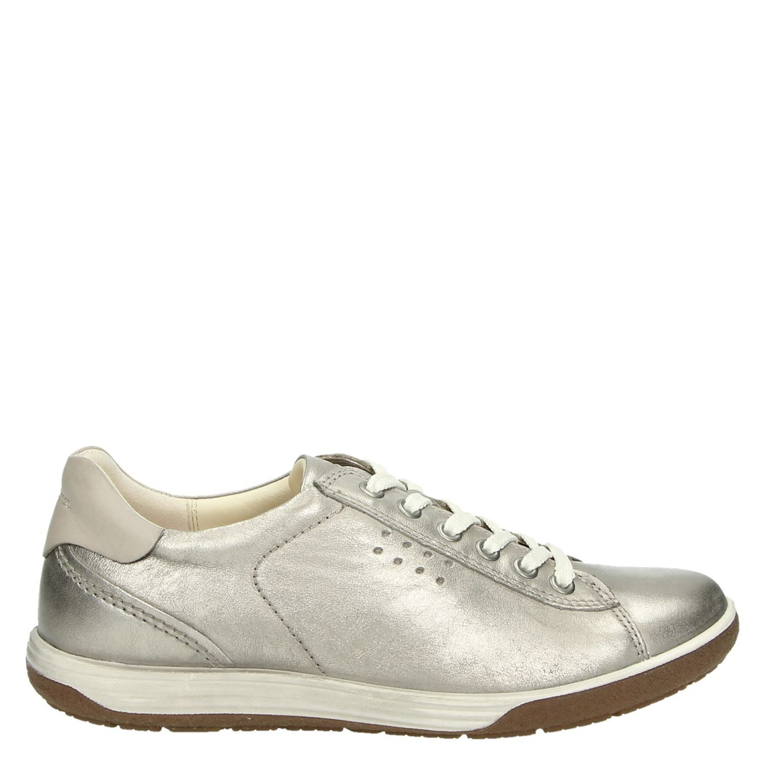 Ecco Chase Ii Chaussures Lacées Or 7l1A9m9n