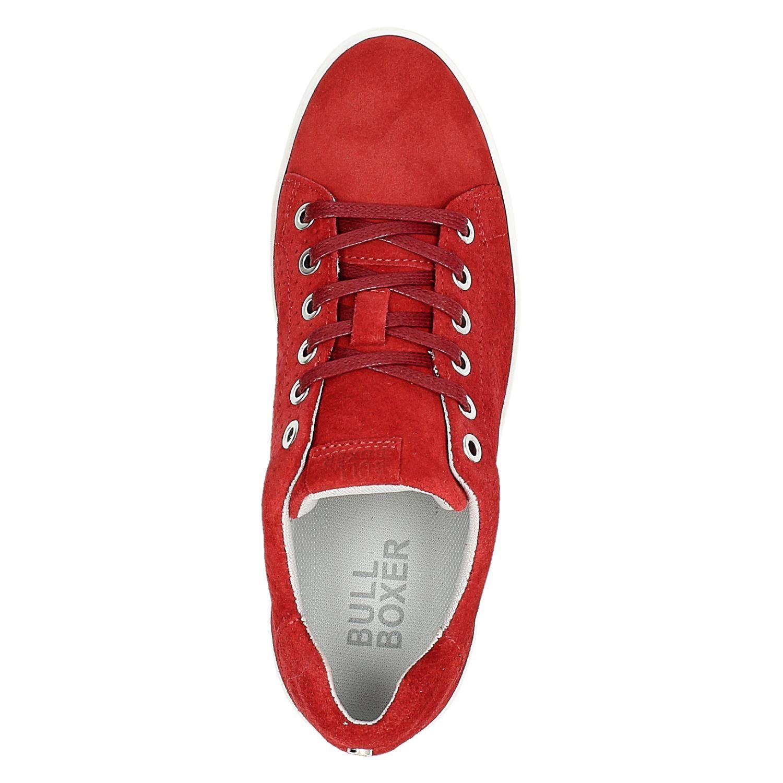 Dames Dames Bullboxer Rood Platform Bullboxer Sneakers Platform Rood Sneakers eDHbE29YWI