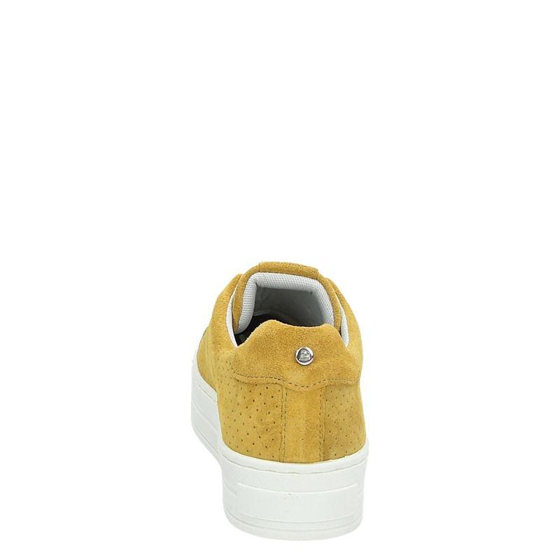 Bullboxer - Platform sneakers - Geel