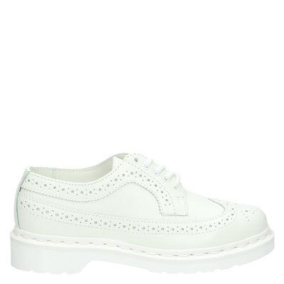 Dr. Martens dames veterschoenen wit