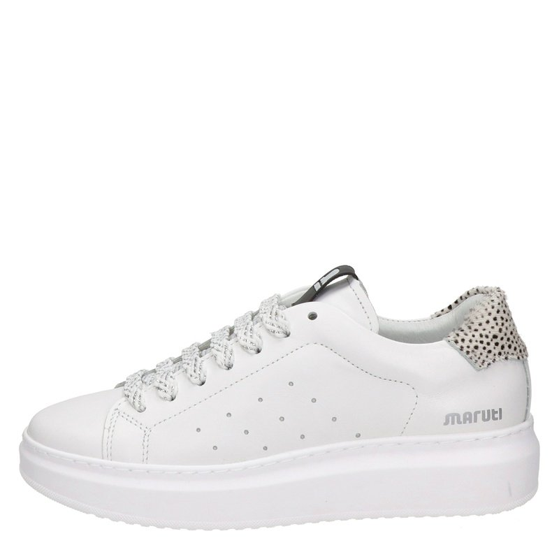 Maruti Claire - Lage sneakers - Wit