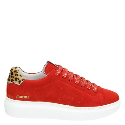 Maruti Claire - Lage sneakers - Rood