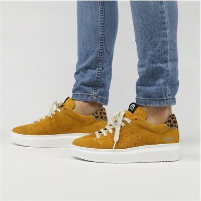 Maruti dames sneakers geel