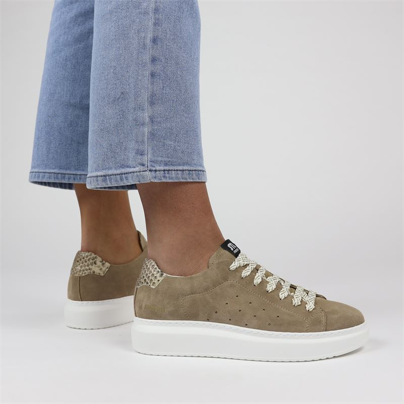 Maruti Claire - Lage sneakers - Taupe