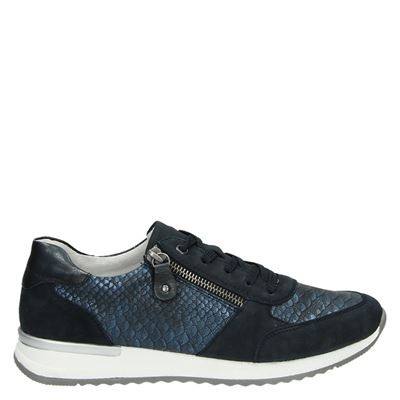 Remonte dames sneakers blauw