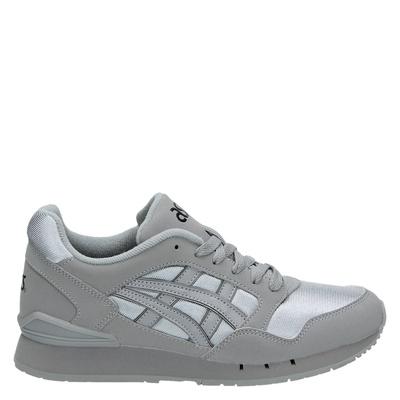 Asics dames lage sneakers grijs