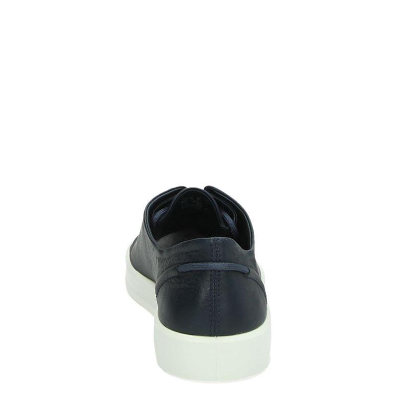 Ecco Soft 8 - Lage sneakers - Blauw