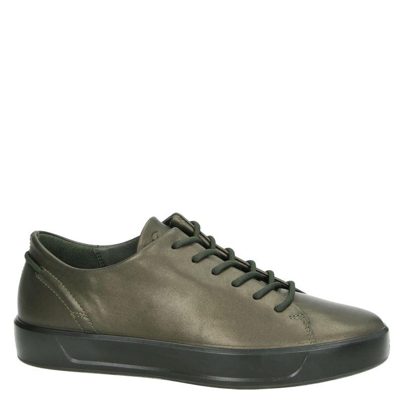 Ecco Soft 8 - Lage sneakers - Groen