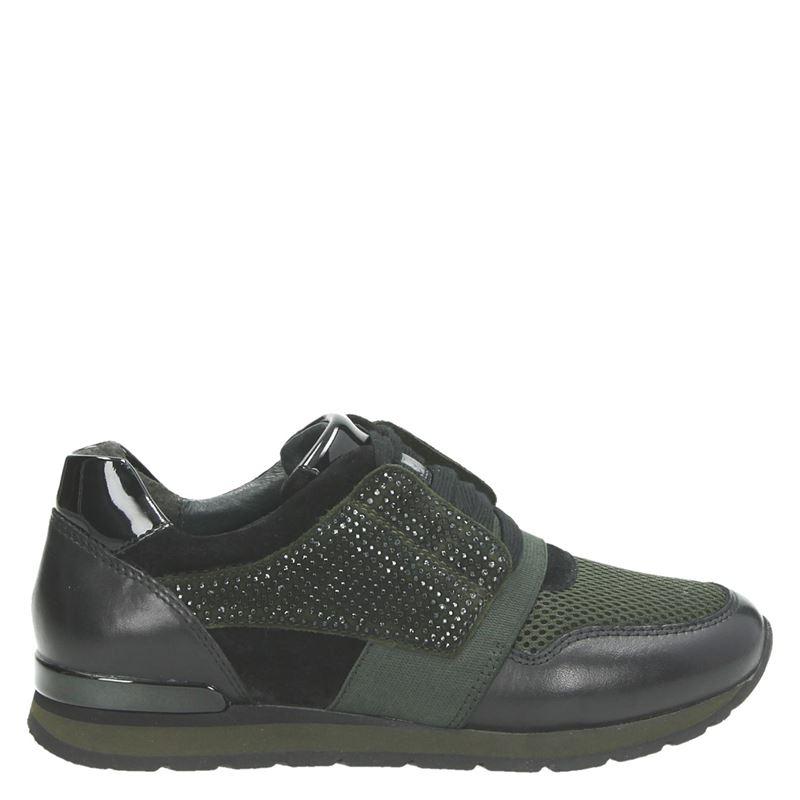 Gabor - Lage sneakers - Groen