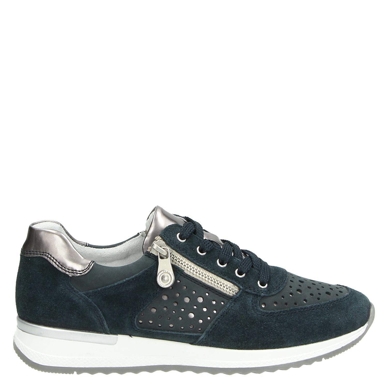 rieker schoenen blauw dames