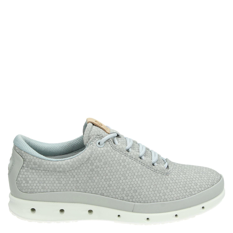 17aebbd36b0 Ecco Cool dames lage sneakers grijs