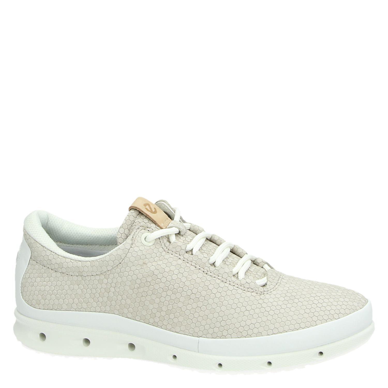 44aa23dff68 Ecco Cool dames lage sneakers beige